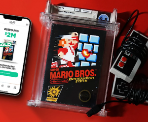 Divide Deepens Between Many Video Game Collectors and Auction Industry1