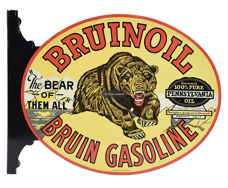 Morphys-to-roll-out-1100-premium-grade-advertising-signs-gas-pumps-globes-and-railway-rarities-at-Oct.-3-4-Automobilia-Petroliana-Railroadiana-Auction