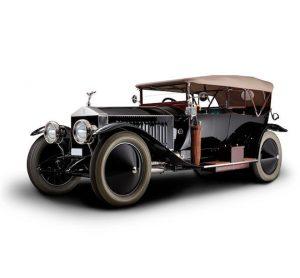 1913 ROLLS-ROYCE 40-50HP SILVER GHOST LONDON-EDINBURGH TOURER