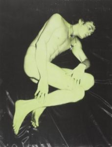 Robert Mapplethorpe (1946–1989) Self-Portrait, 1972