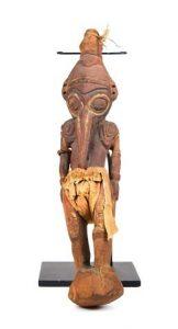 Lower Sepik River Figure, Male Kandimbong