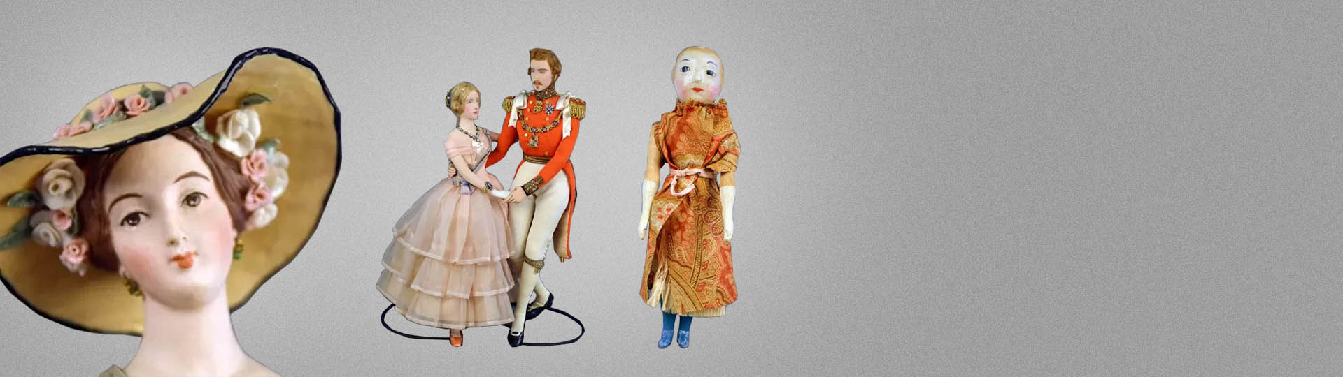 The Ivamarie Rideout Doll Collection at Withington Auctions